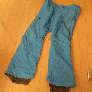 Burton snow pants XL